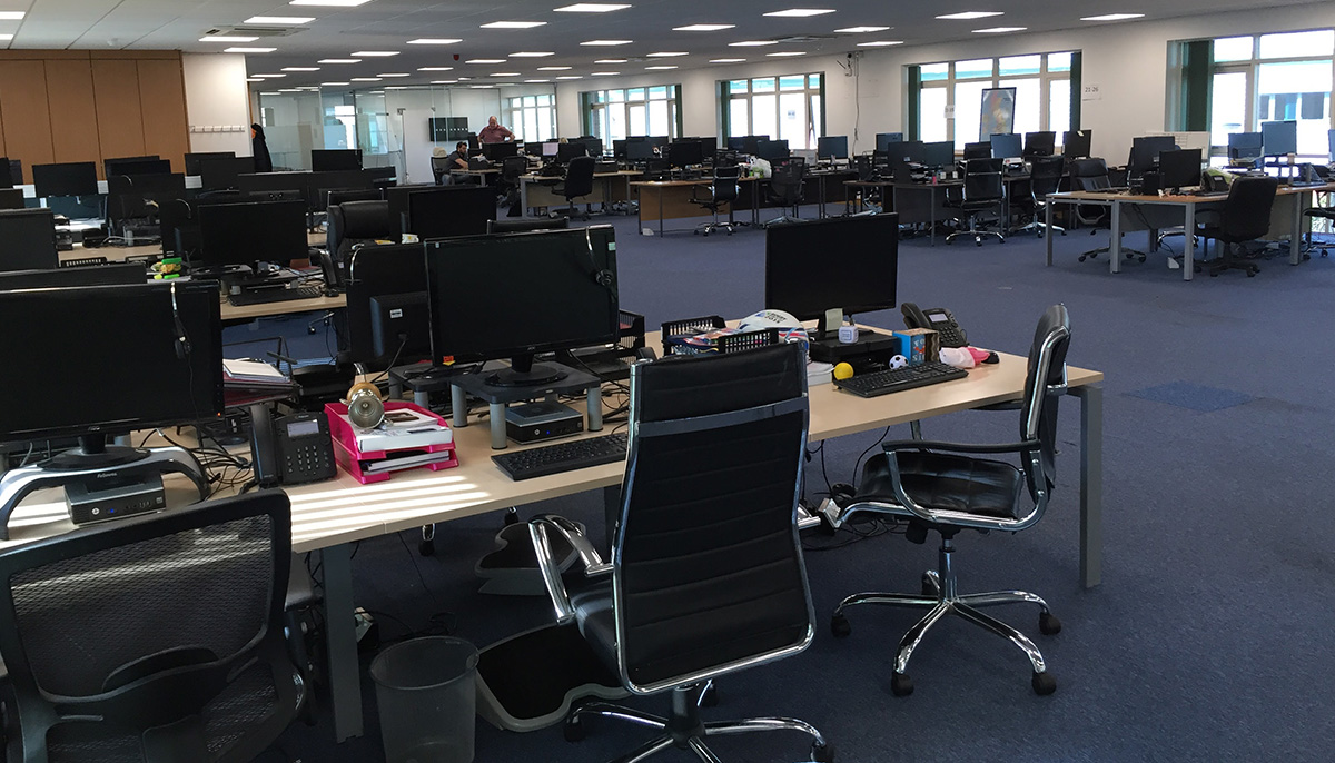 Our Biggest Office Computer Move Yet!