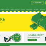 Interpro Technology - Website Design - L&S Waste Management New Online Ordering System